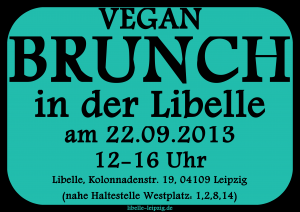 Brunch Plakat September F